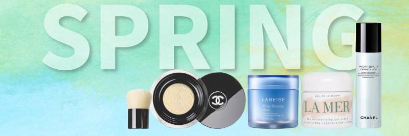 Spring Beauty Essentials | BeautyFresh
