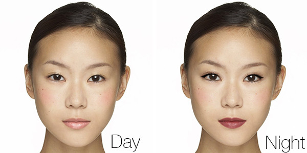 Jucia Chong's Musing: Perfect Day To Night Makeup Tips