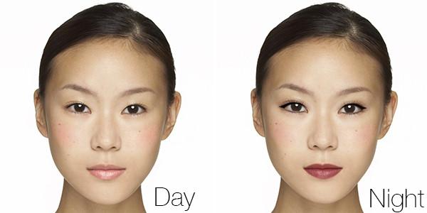 Jucia Chong's Musing: Perfect Day To Night Makeup Tips