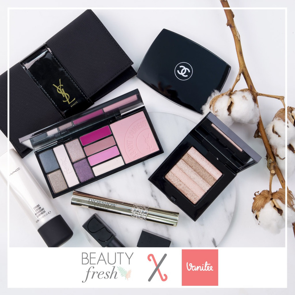 BeautyFresh x Vanitee