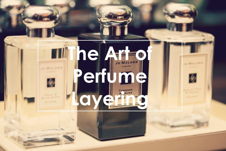 Here's how you can layer up perfumes to create your own signature scent