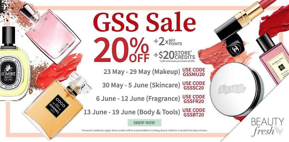GSS Sale | BeautyFresh