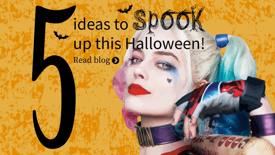 5 pretty and easy Halloween makeup ideas for 2016