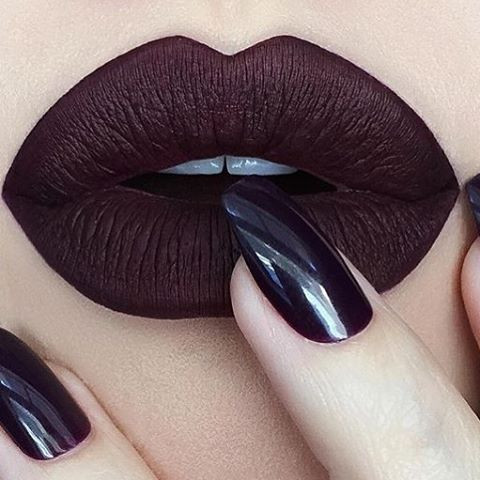 Black Cherry Lips | BeautyFresh