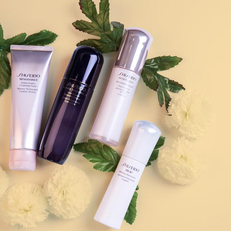Shiseido Skincare | BeautyFresh