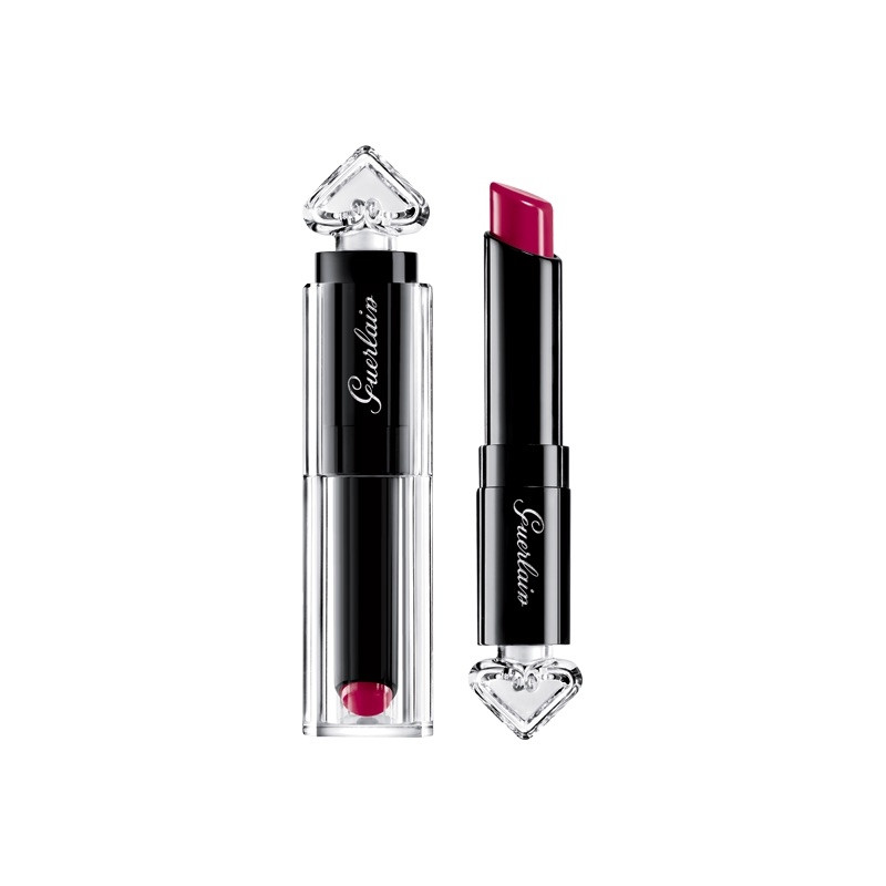 Guerlain La Petite Robe Noire Deliciously Shiny Lip Colour - 066 Berry Beret | BeautyFresh