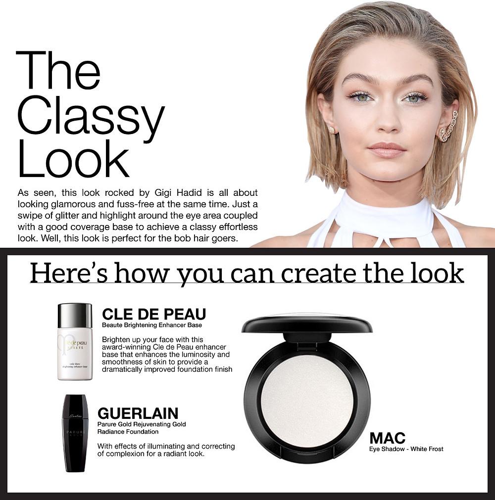 The Classy Look | BeautyFresh