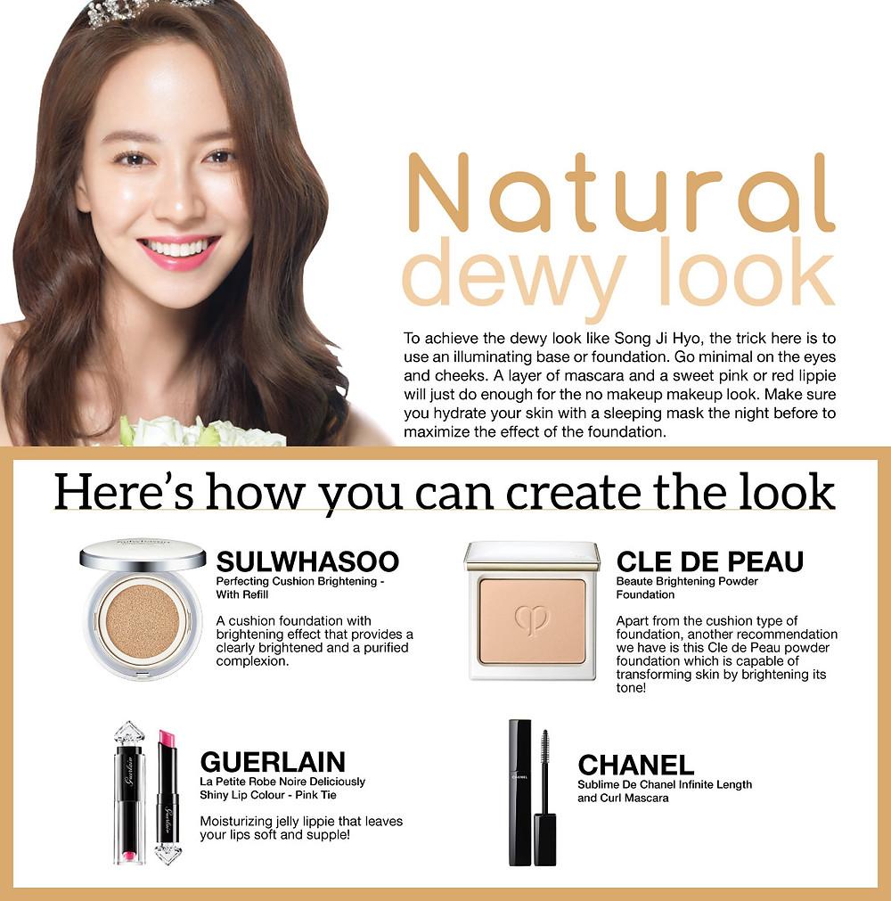 Natural Dewy look | BeautyFresh