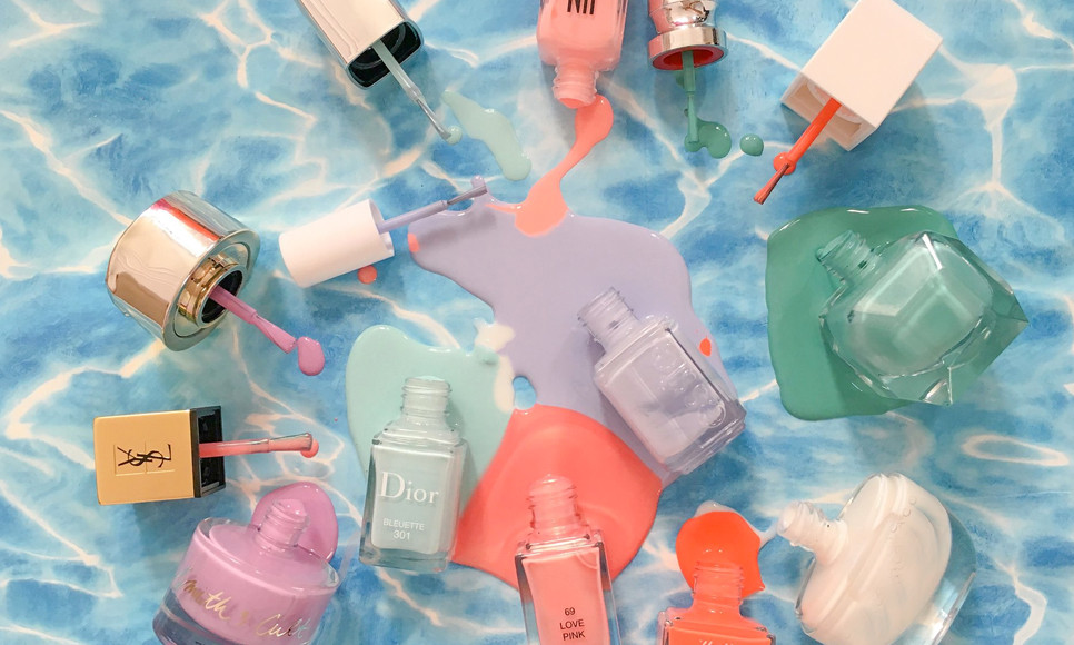 10 Best Mani & Pedi Color Combos for SS16 | BeautyFresh