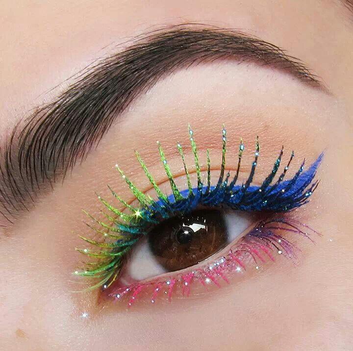 Rainbow mascara | BeautyFresh