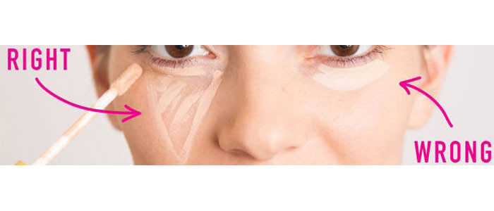 Jucia Chong's Musing - Conceal Dark Circles And Puffy Eyes The Right Way