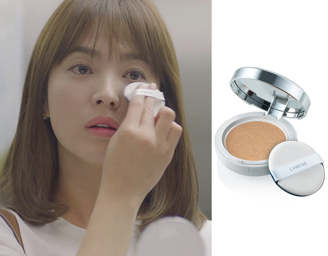 Song Hye Kyo Laneige BB Cushion (No. 21) | BeautyFresh