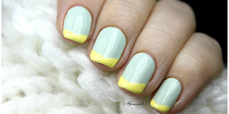 Yellow + Mint Color Mix | BeautyFresh
