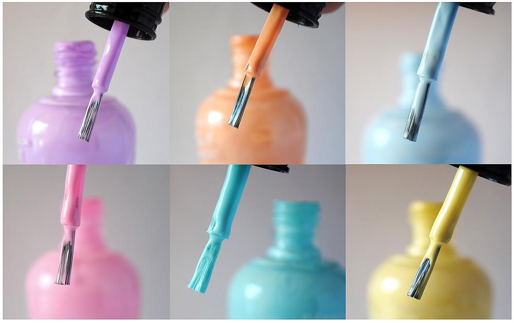 Pastel Nail Polish | BeautyFresh