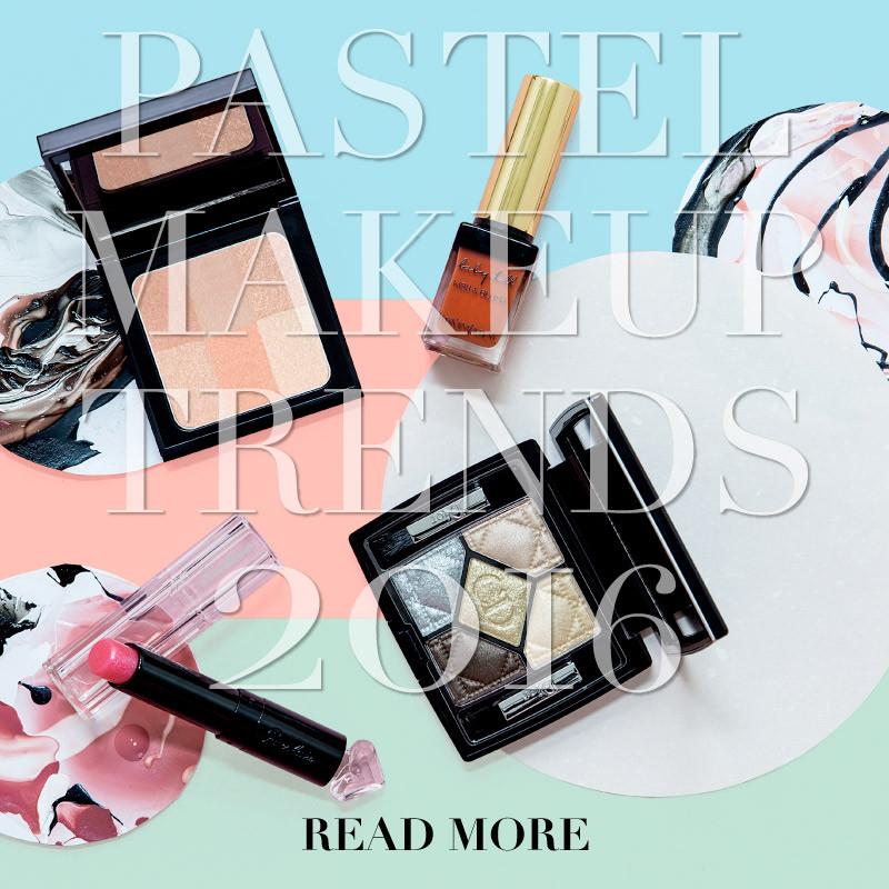 Pastel Makeup Trends 2016 | BeautyFresh