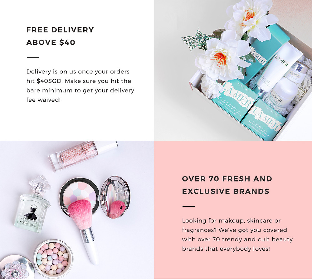 Free delivery | BeautyFresh