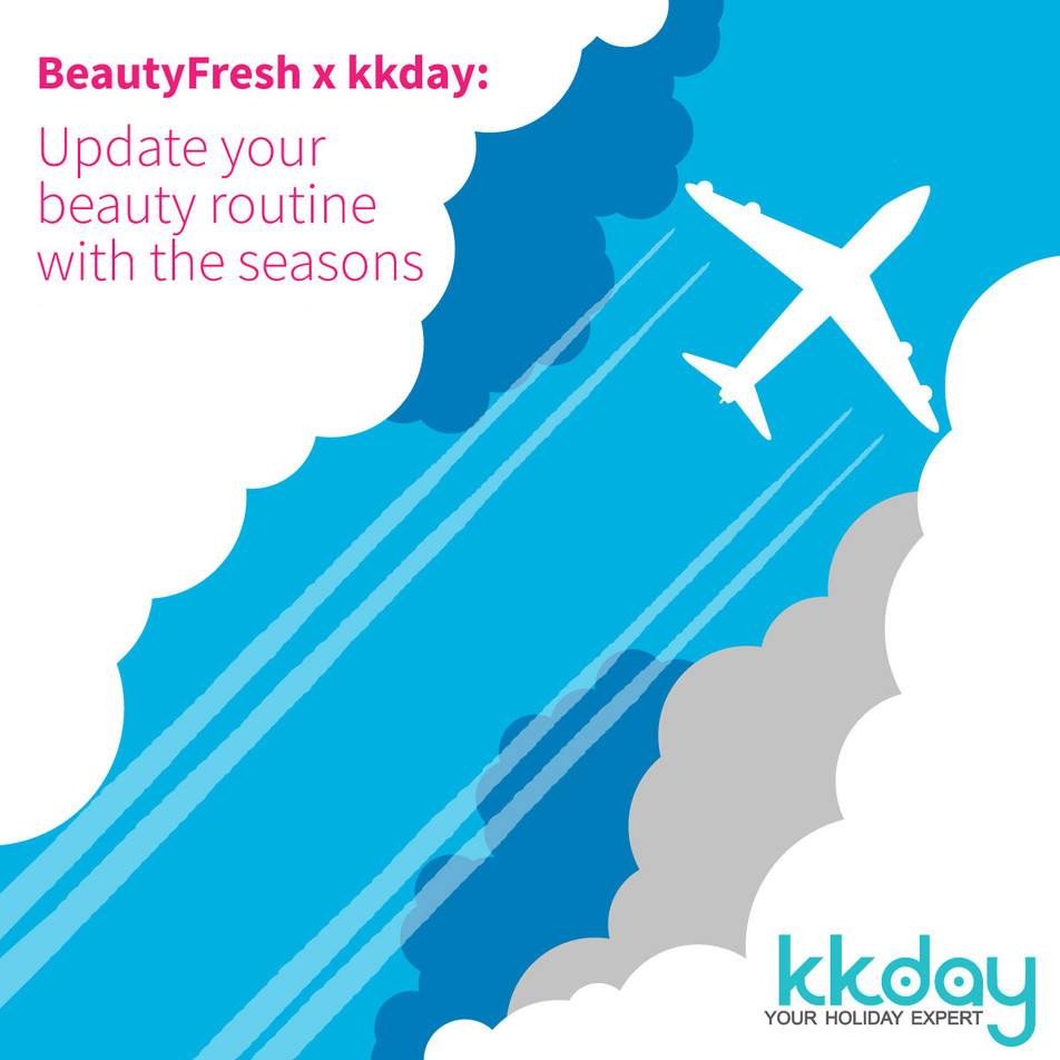 BeautyFresh X KKday - Update your beauty routine with the seasons