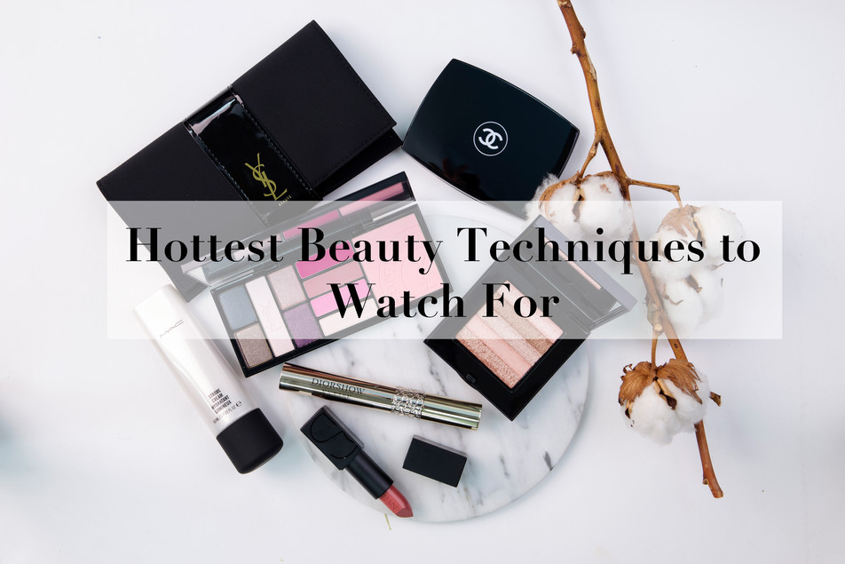 Hottest beauty techniques to watch for