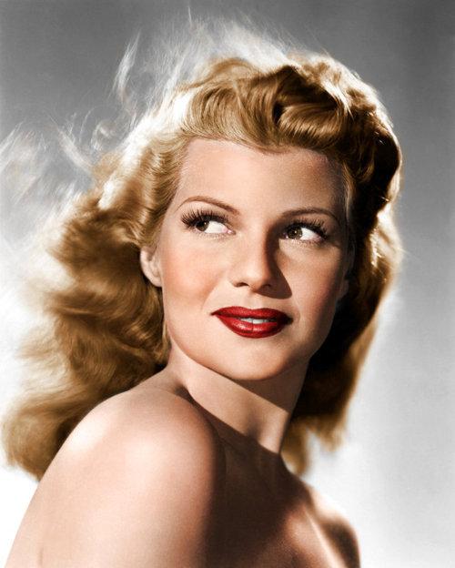 Rita Hayworth | BeautyFresh