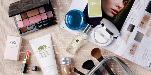 What Beauty Products To Pack For Travel