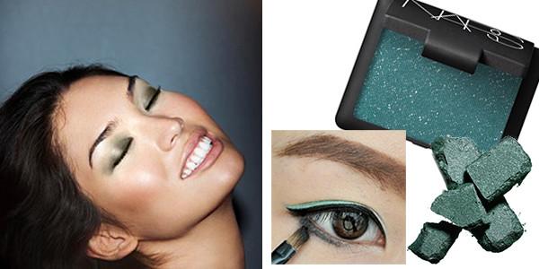 Jucia Chong's Musing - Green Eyeshadow Tip