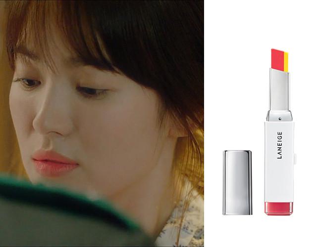 Song Hye Kyo's look in Descendants of the Sun | BeautyFresh