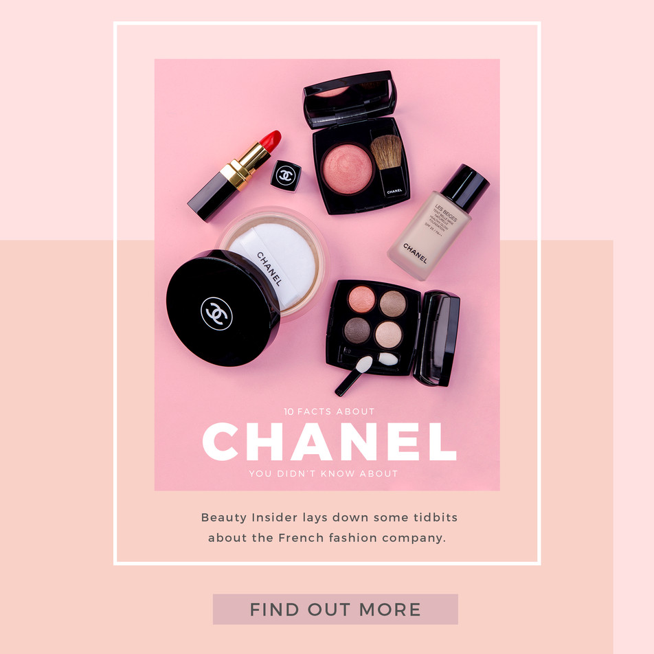 10 facts about Chanel you didn't know about