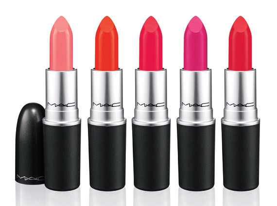 MAC Lipsticks | BeautyFresh