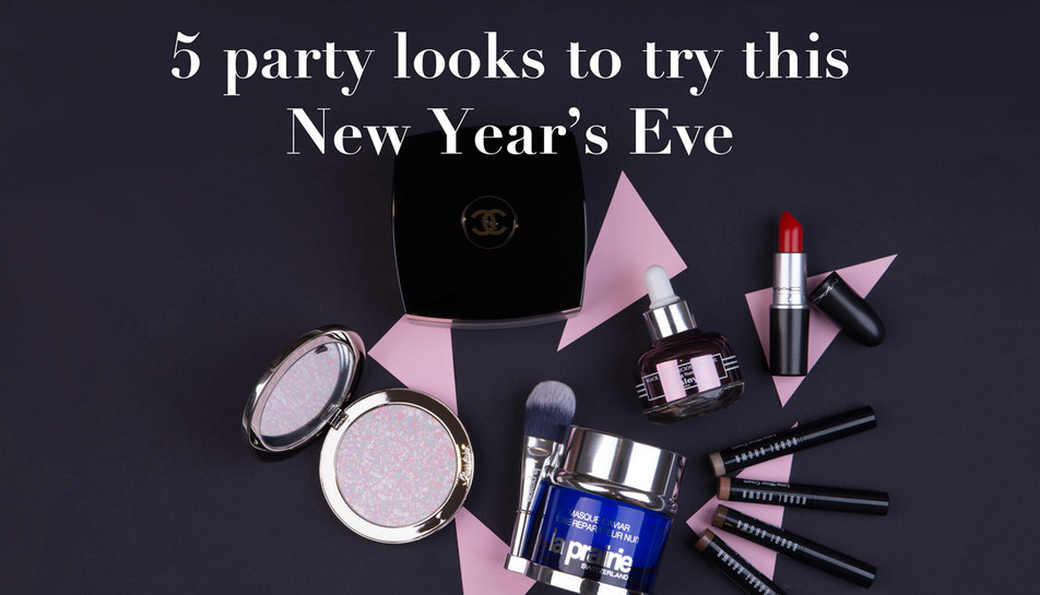 5 party looks to try this New Year's Eve