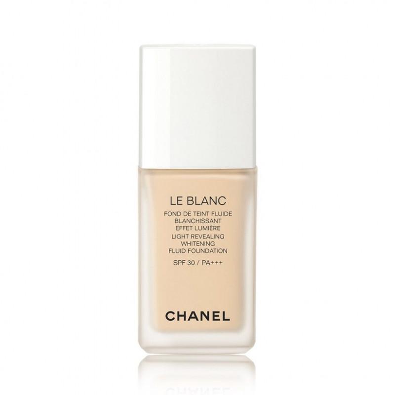 Chanel Le Blanc Light Revealing Whitening Fluid Foundation SPF 30 | BeautyFresh