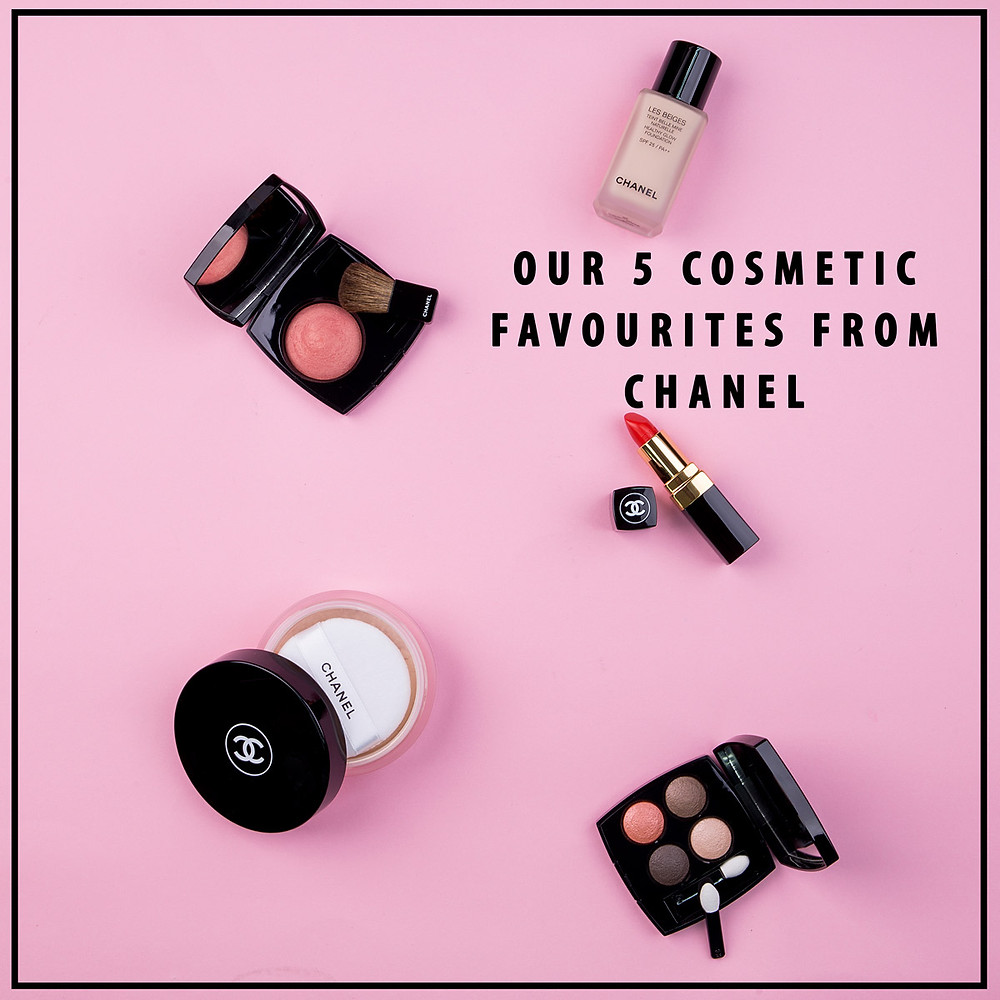 5 cosmetics favourites from Chanel | BeautyFresh
