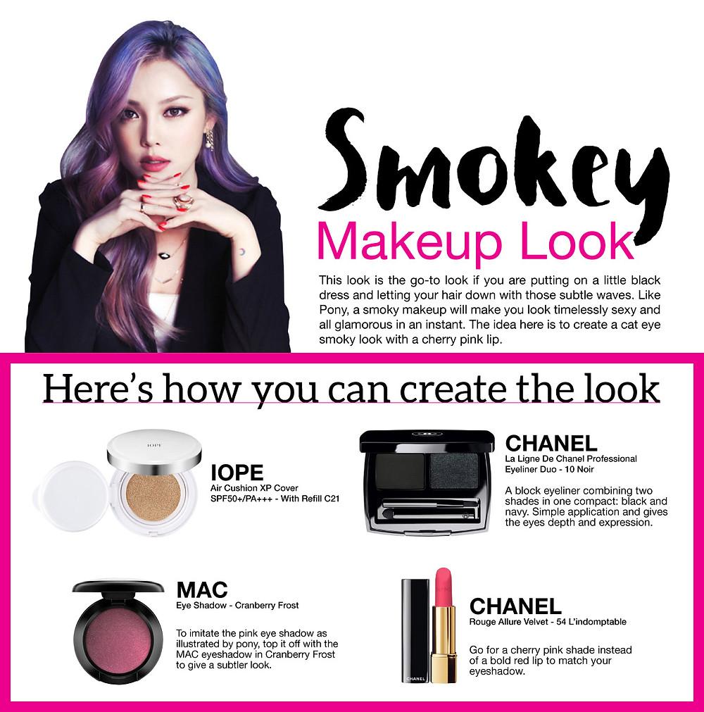 Smokey Makeup Look | BeautyFresh