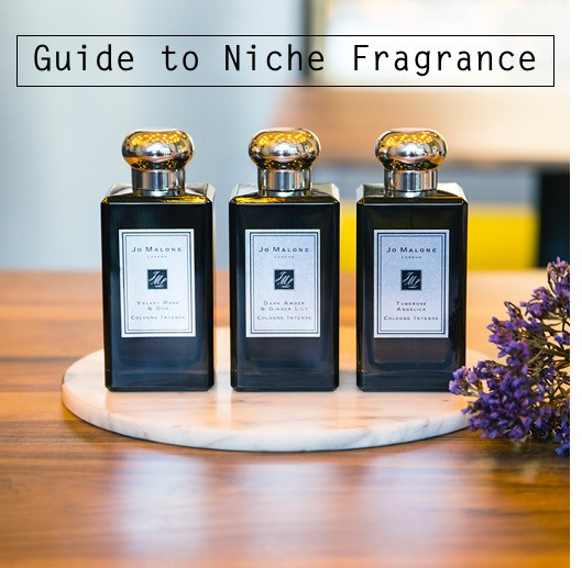 Our Guide to Niche Fragrances