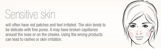 Sensitive Skin | BeautyFresh