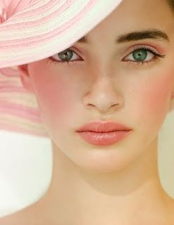 Rosy lips and cheeks   BeautyFresh