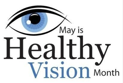 May is Eye Vision Health Awareness month
