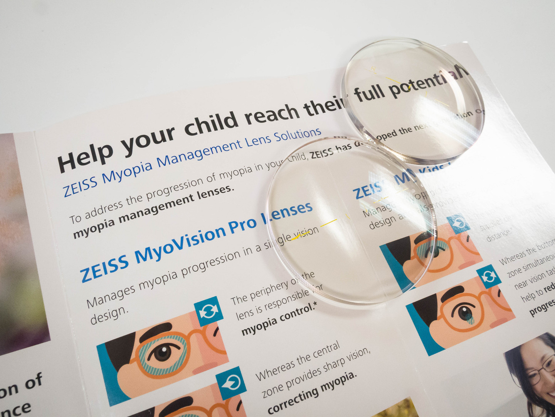 Child Myopia Control Lenses