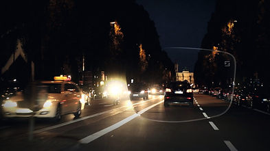 Night Driving Anti glare lenses