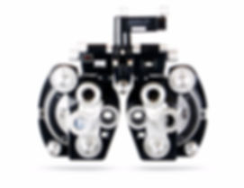 Phoropter for eye exam
