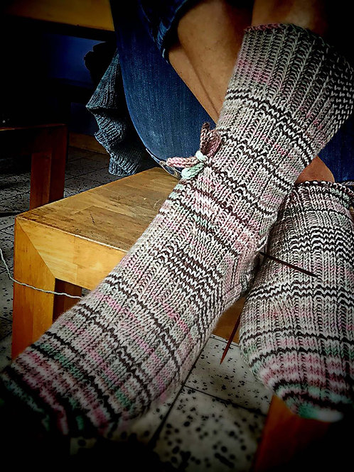 Paletti Sock pattern