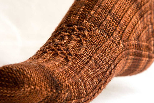 Fratello Sock pattern
