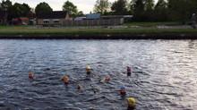 Kanaalzwemmen!