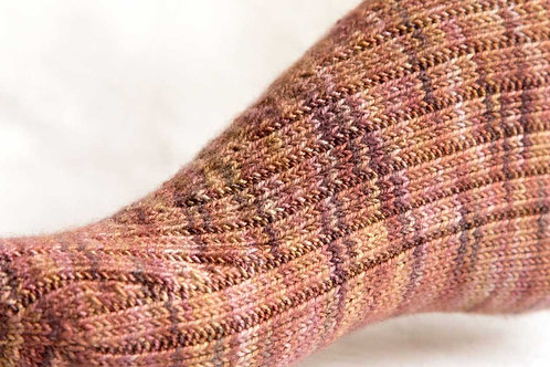 KawKawEsque Sock pattern