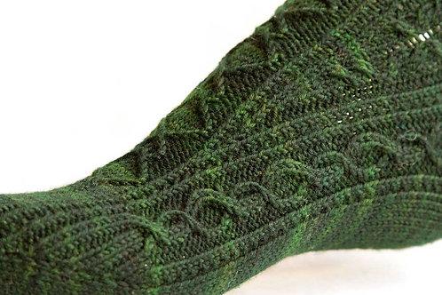 Zur Lederhos'n Sock pattern