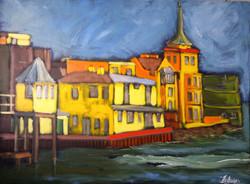 Quebec House & Round Tower VI