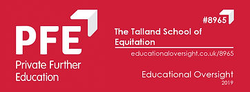 The Talland School of Equitation 8965.jp