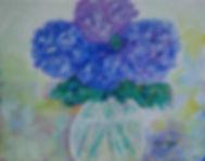 Acrylic Hydrangeas.JPG