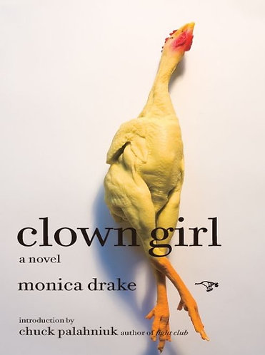 Clown Girl - Paperback