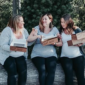 Pregnant Trio