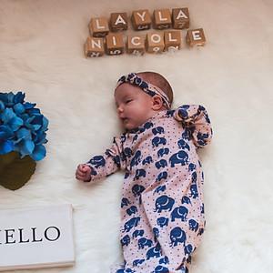 Newborn: Layla